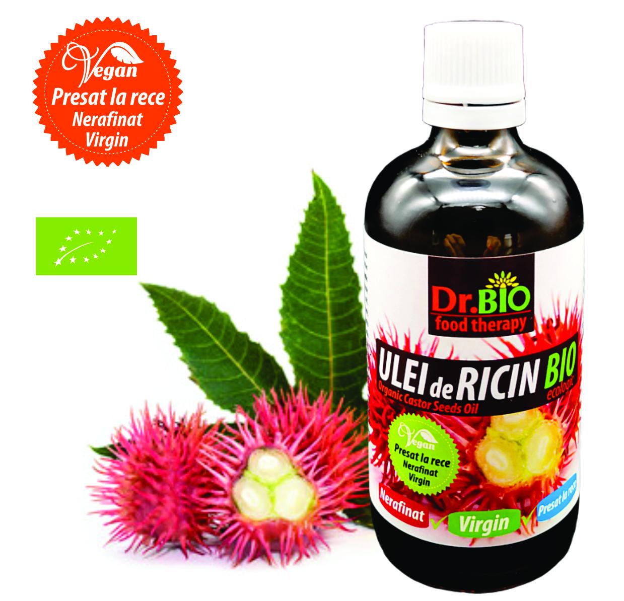 detoxifiere de colon cu ulei de ricin