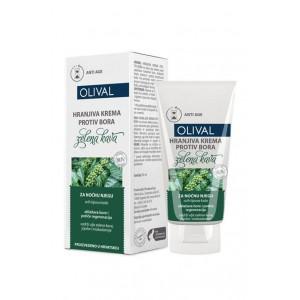 Crema antirid hidratanta de noapte cu cafea verde, 50ml, OLIVAL