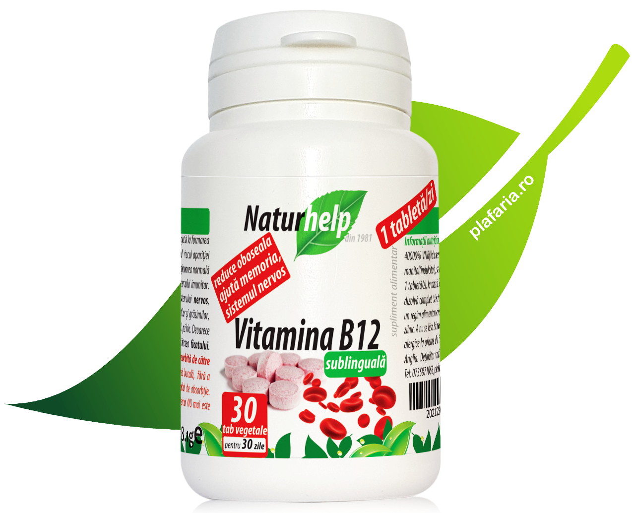 vitamina b12 ajuta la slabit