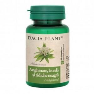 Anghinare, leurda si ridiche neagra, Dacia Plant, 60 comprimate