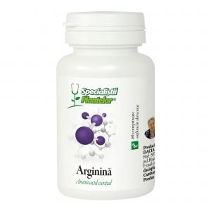Arginina, Dacia Plant, 60 comprimate
