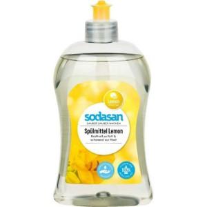 Detergent Vase Lichid BIO Lamaie 500ML SODASAN