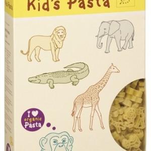 Paste Bio Pentru Copii Safari Din Faina De Grau Dur 300G ALB-GOLD