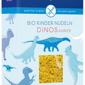 Paste Bio Pentru Copii Kinder Fara Gluten 250G ALB-GOLD