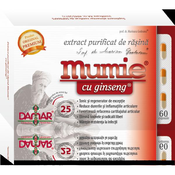 tablete de mumie cu varicoză