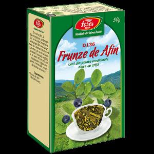 Ceai Afin, frunze, D136, vrac 50 g Fares