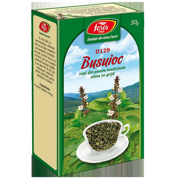 ceai de busuioc pentru slabit)