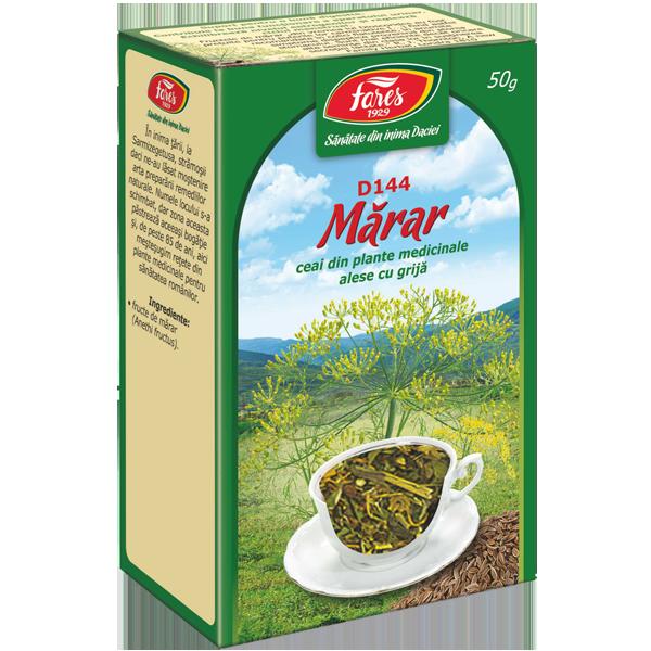 ceai de seminte de marar)