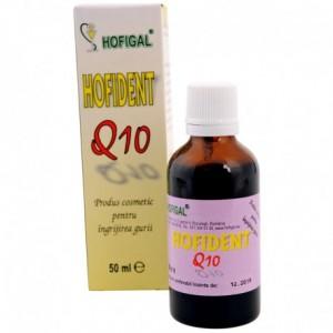 Hofident Q10, pentru ingrijirea gurii, 50 ml, Hofigal
