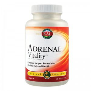 ADRENAL VITALITY 60 TABLETE, SECOM