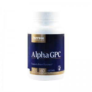 ALPHA GPC 300 MG, 60 CPS, SECOM
