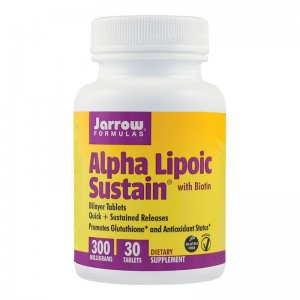 ALPHA LIPOIC SUSTAIN 30 TABLETE, SECOM
