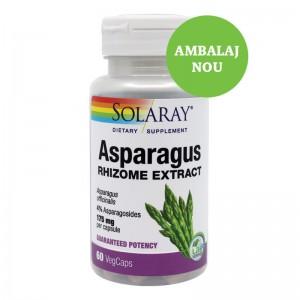 ASPARAGUS 175 MG, 60 CPS, SECOM
