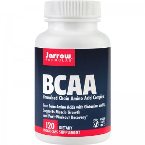 BCAA (BRANCHED CHAIN AMINO ACID) 120 CPS, SECOM