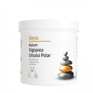 Balsam Vigoarea Ursului Polar, 250ml, Alevia