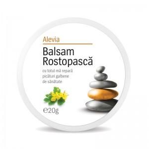 Balsam rostopasca, 20g, Alevia