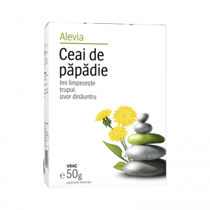 Ceai de papadie, 50g, Alevia