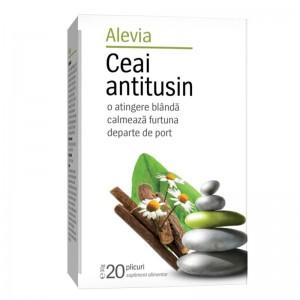 Ceai antitusin x 20 plicuri (cod nou), Alevia