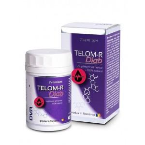 TELOM-R Diab 120cps, DVR Pharm