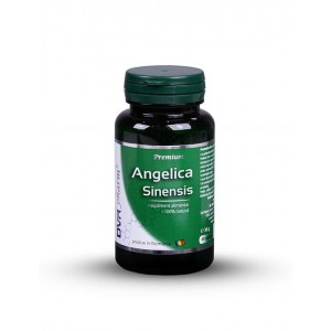 Angelica sinensis 60cps, DVR Pharm