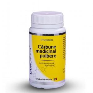 Carbune medicinal pulbere 200g, DVR Pharm