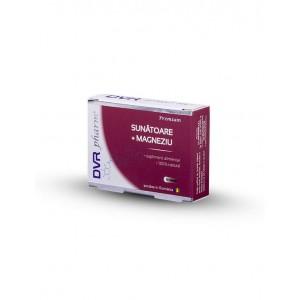 Sunatoare+Magneziu 20cps, DVR Pharm