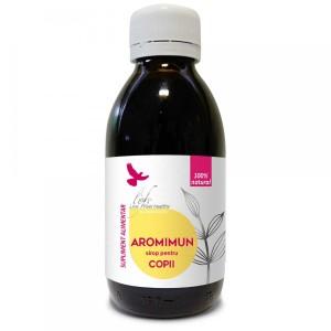 AromImun sirop pentru copii 150ml, DVR Pharm