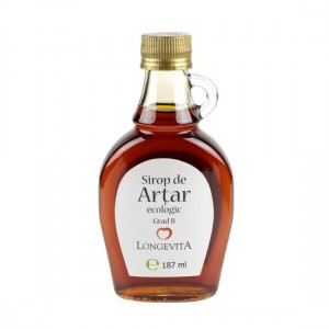 Sirop Artar Bio (grad B) 187ml Longevita, Solaris Plant