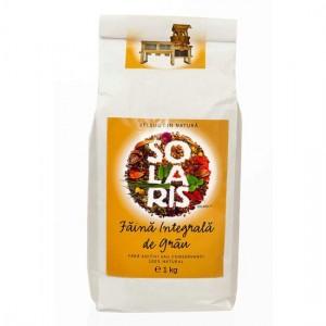 Faina integrala Grau 1kg, Solaris Plant