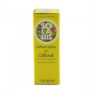 Extract uleios Catina 30ml, Solaris Plant