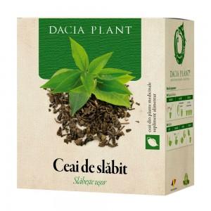 Ceai de slabit, vrac 50 g, Dacia Plant