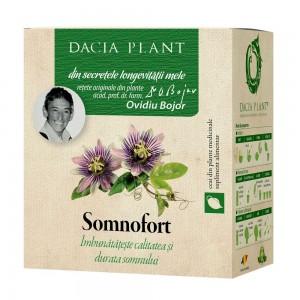 Ceai Somnofort, vrac 50 g, Dacia Plant