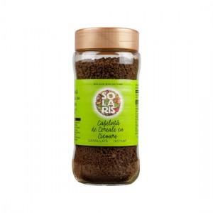 Cafeluta Granulata de Cereale cu Cicoare 100g, Solaris Plant