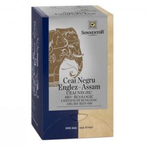 Ceai negru Englez - Assam 18dz, Sonnentor