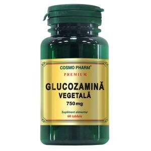 Glucozamina Vegetală, 750mg, 60 tablete, Cosmopharm