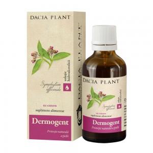 Dermogent tinctura 50 ml, Dacia Plant