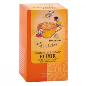 Ceai Ingerasii Strengari Elixir Eco 20dz, Sonnentor