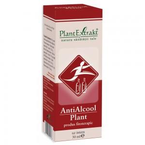 Antialcool Plant 30 ml, PlantExtrakt