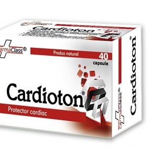 Cardioton 40 capsule, FarmaClass