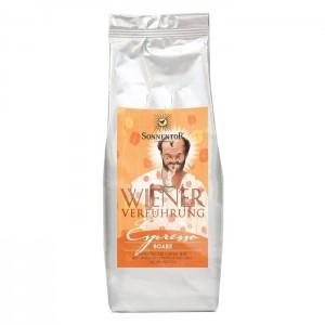 Cafea Eco Ispita Vieneza Espresso boabe 500g, Sonnentor