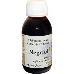 Negriol ulei negrilica 100ml, Aghoras