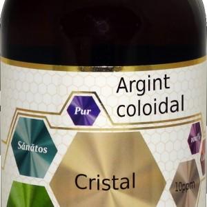Argint Coloidal Cristal (incolor) 480ml, Aghoras