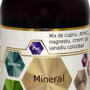 AquaNano Mineral 10ppm 480ml, Aghoras