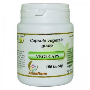 Capsule Vegetale Goale Vegi-Caps 150buc, Aghoras