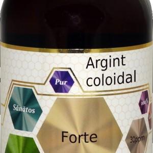 Argint Coloidal Forte 30ppm 480ml, Aghoras