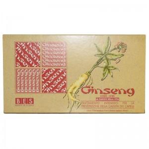 Tratament contra căderii părului cu Ginseng 12 fiole, Alfa Rom
