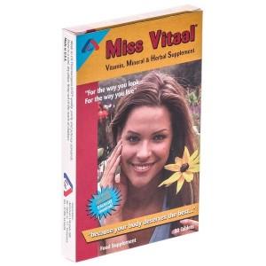 Miss Vitaal 30 tab, American Life Style