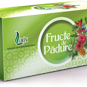 Ceai Fructe de Padure 20dz, Larix