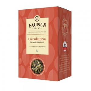Ceai Circulatorus 90 g, Faunus Plant