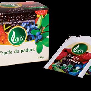 Ceai Fructe de Padure 20dz supraplic, Larix